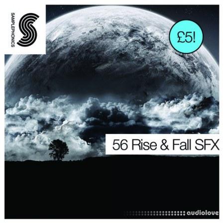 Samplephonics 56 Rise and Fall SFX