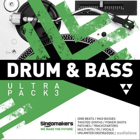 Singomakers Drum and Bass Ultra Pack 3