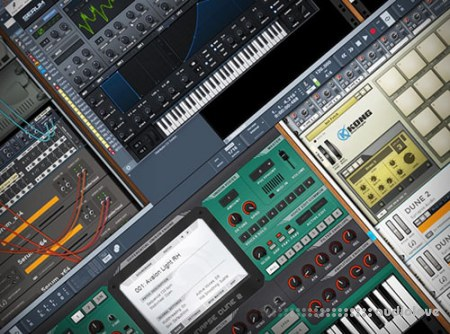 Groove3 Working with VSTs in Reason