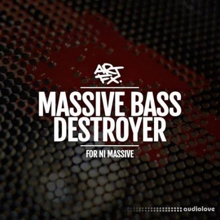 ARTFX Massive Bass Destroyer Vol 1