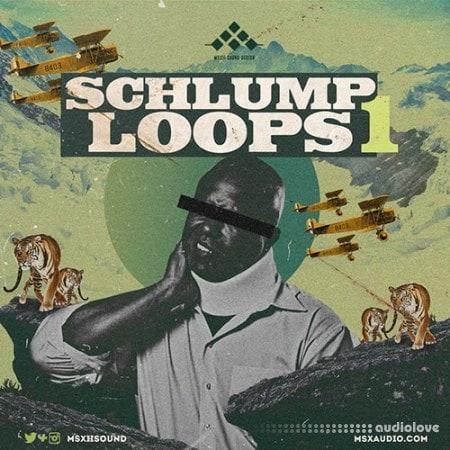MSXII Sound Design Schlump Loops 1