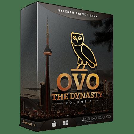 Studio Sounds OVO The Dynasty Vol 1