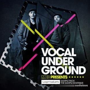 Loopmasters MDE Vocal Underground