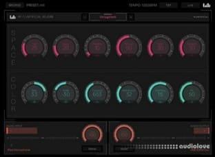 Numerical Audio RF-1 Algorithmic Reverb