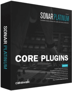 Cakewalk Platinum Core Plugins