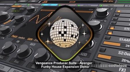 Vengeance Avenger Expansion Pack Funky House