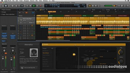 Lynda Logic Pro X Making Beats