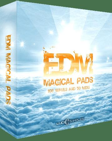 Lucid Samples EDM Magical Pads