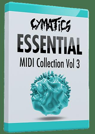 Cymatics Essential MIDI Collection Vol.3: Arp Edition