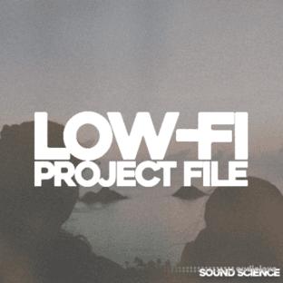 Bantana Audio Low-Fi Hip Hop Rainy Day Project File