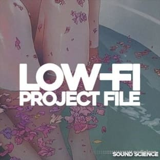 Bantana Audio Low-Fi Hip Hop Candy Project File