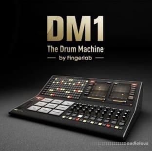 Fingerlab DM1 The Drum Machin
