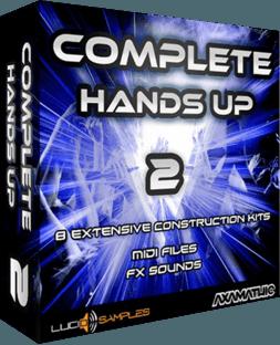 Lucid Samples Complete Hands Up Vol.2