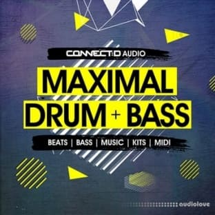 CONNECTD Audio Maximal Drum and Bass