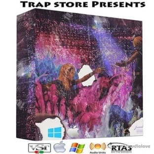 Trap Store Presents Belly Drum Kit