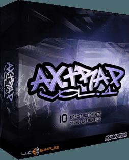 Lucid Samples AX Trap Vol.1