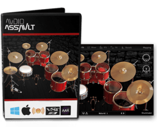 Audio Assault Druminator
