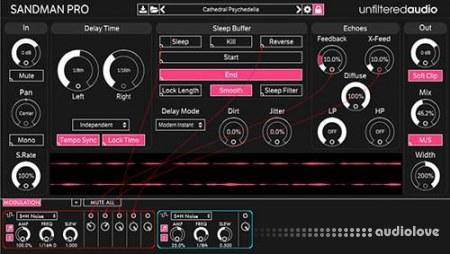 Unfiltered Audio Sandman Pro