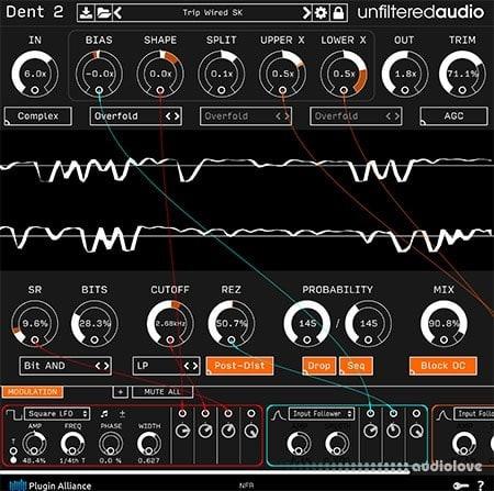 Unfiltered Audio Dent 2