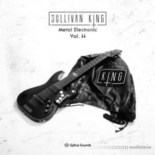 Splice Sounds Sullivan King Metal Electronic 2