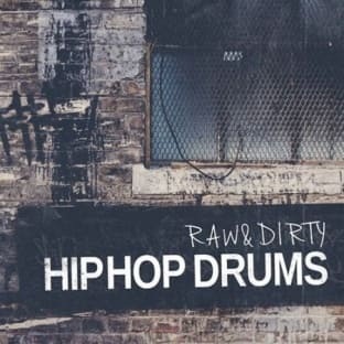 Life And Death Raw And Dirty Hip Hop Drums