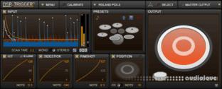AudioFront DSP Trigger