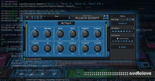 Blue Cat Audio Blue Cat's Plug'n Script