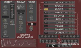 Guda Audio DrumR