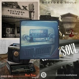 Divided Souls Samples BUNDLE