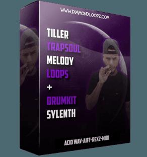 Diamond Loopz Trapsoul Melody Loops