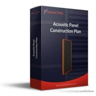 Acoustic Fields DIY Acoustic Panel Build Plan