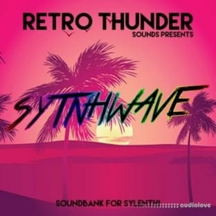 ProducerBox Retro Thunder Synthwave by TorGue
