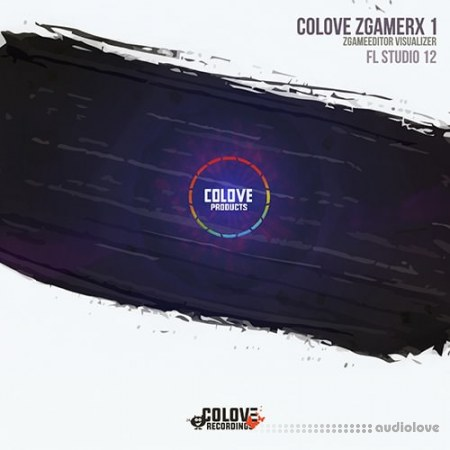 COLOVE Products COLOVE ZGamerX 1 ZGameEditor Visualizer Templates