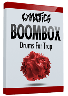 Cymatics Boombox Drums for Trap