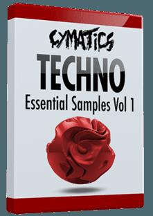 Cymatics Techno Essential Samples Vol.1