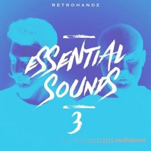 Retrohandz Essential Sounds 3 (Gold Edition)