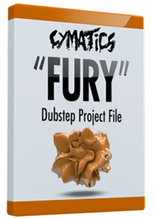 Cymatics Fury Dubstep Project File