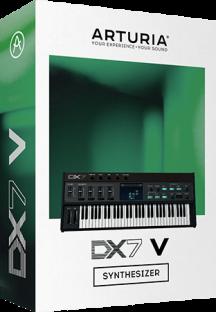 Arturia DX7 V