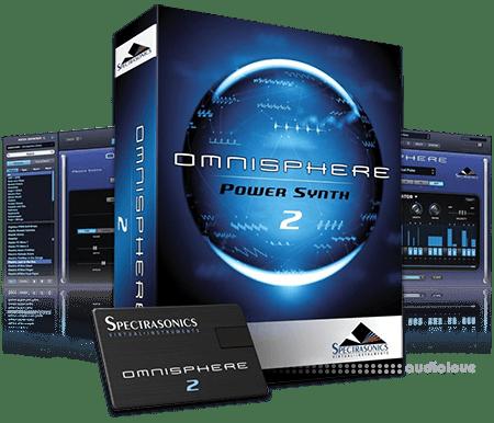Spectrasonics Omnisphere 2 v2.7.0f / Patch Library v2.6.3c / Soundsource Library v2.6.1c WiN MacOSX