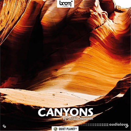 Boom Library Canyons