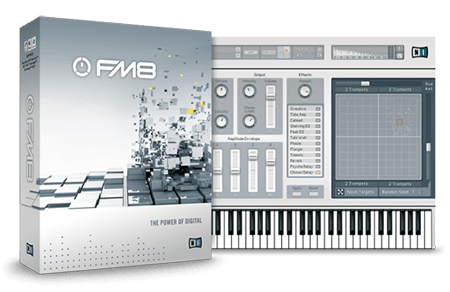 Native Instruments FM8 v1.4.4 CE / v1.4.1 WiN MacOSX
