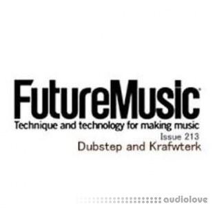 Future Music Issue 213 Dubstep and Kraftwerk
