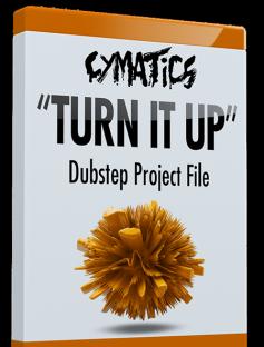 Cymatics Turn It Up Dubstep