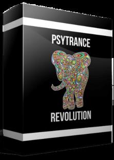 Evolution Of Sound Psytrance Revolution