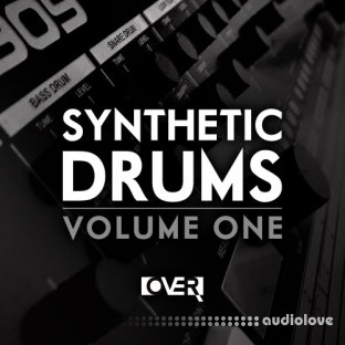 Over Samples Synthetic Drums Vol.1