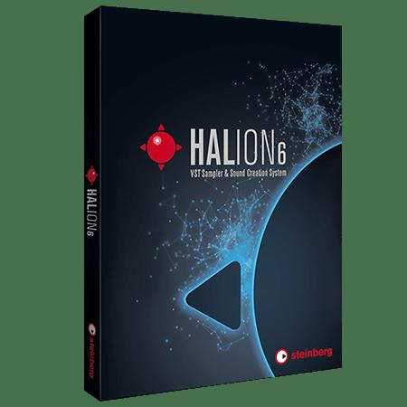 Steinberg HALion 6 v6.4.20.139 + Sound Content / v6.4.0 WiN MacOSX