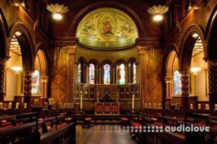 Audioease London King's College Chapel Irs for Altiverb 7