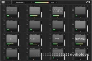 AudioSpillage Drum Spillage