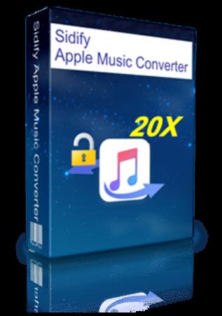 Sidify Apple Music Converter v4.50 / v1.3.9 MacOSX WiN