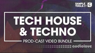 Sample Tools by Cr2 Tech House and Techno
